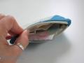 Portemonnaie selbst genaeht innen. Janaknoepfchen Naehblog