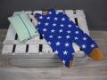 Babyset zur Geburt selbstnähen einen Strampler und ein Wickelutensilo. JanaKnöpfchen - Nähen für Jungs. Nähblog