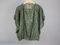 Selbstgenähte Vintage 80er Jahre Bluse für Frauen. JanaKnöpfchen. Nähen für Jungs