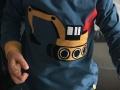 Geburtstagsshirt mit Baggerapplikation nähen JanaKnöpfchen - Nähen für Jungs