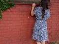 kleid fuer frauen stoff-janaknoepfchen. nähblog - nähen für jungs