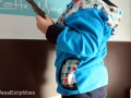 tragebild hoodie jungs. janaknöpfchen nähblog. nähen für jungs
