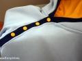 Farbenmix Hoodie Knopfleiste.janaKnöpfchen.nähen für jungs