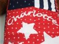 patchworkdecke mit namen individuelles geschenk zur geburt. JanaKnöpfchen - Nähen für Jungs