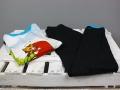 Selbstgenähter langer Schlafanzug für Jungs. JanaKnöpfchen - Nähen für Jungs