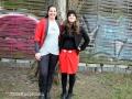 Rock Evchen mit MyCuddelMe Cardigan - janaknöpfchen nähblog. nähen für jungs