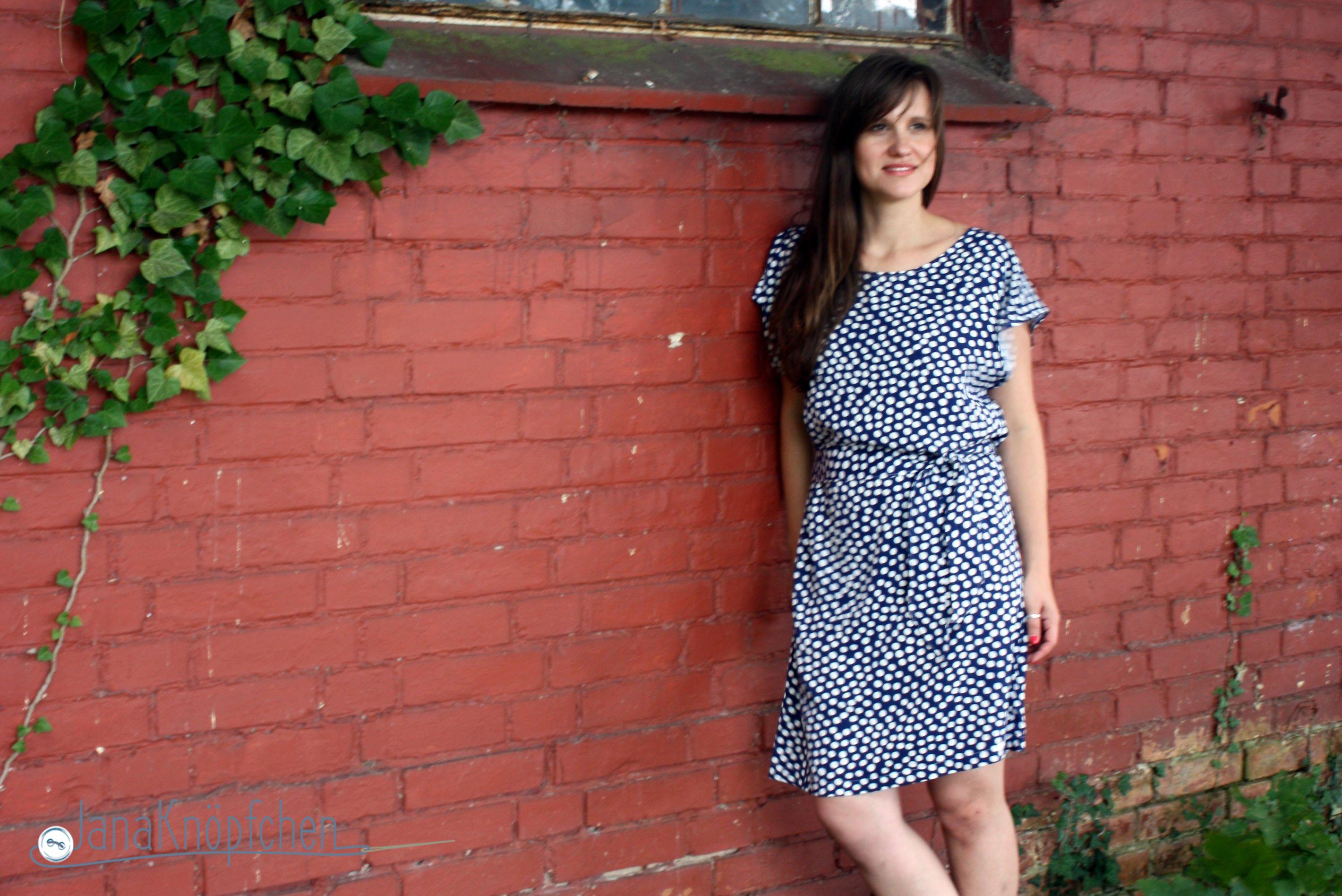 Kleid für Frauen nähen. JanaKnöpfchen - Nähblog. Nähen für Jungs