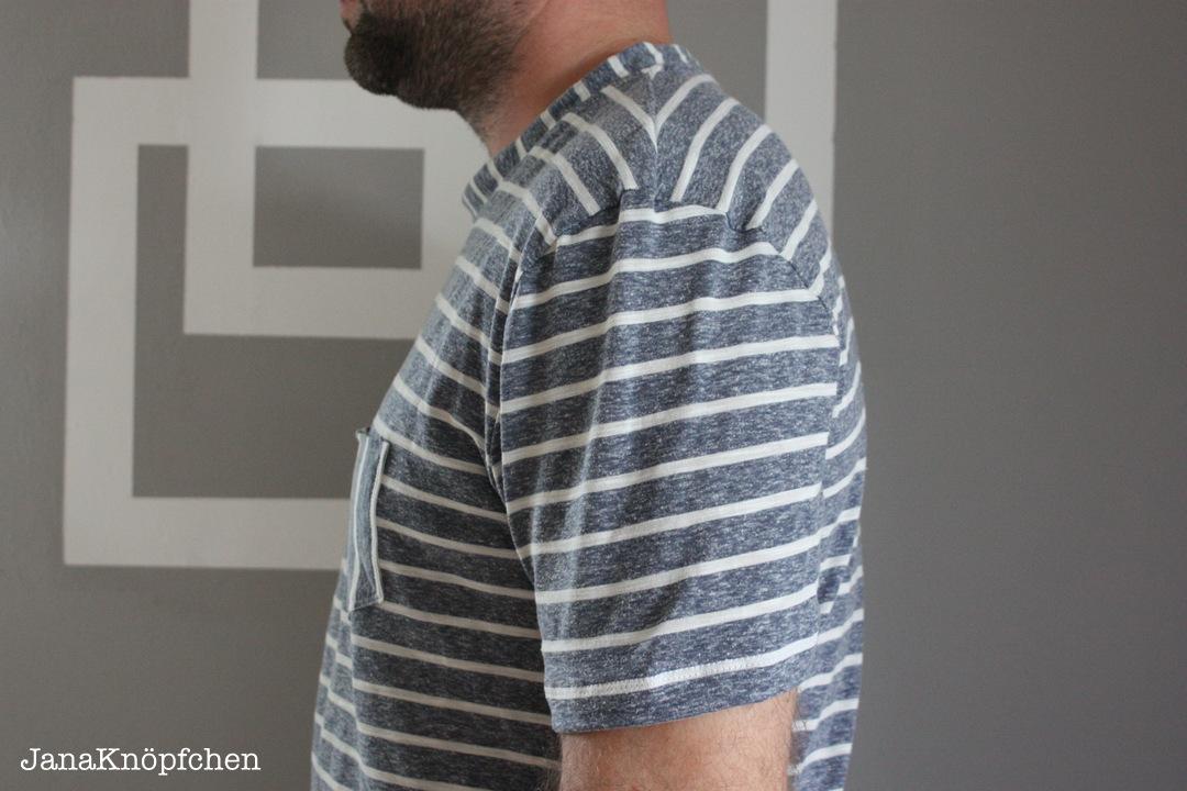 Arm T-Shirt Max von Pattydoo. JanaKnoepfchen. Naehblog