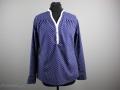 langärmlige Bluse für Frauen nähen. JanaKnöpfchen - Nähen für Jungs