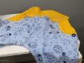 Babyhose für Jungs nähen als Geschenk zur Geburt. JanaKnöpfchen - Nähen für Jungs