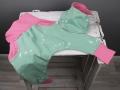 Selbstgenähte Babyset aus Hose und Tuch als. Geschenk zur Geburt. JanaKnöpfchen - Nähen für Jungs