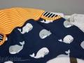 Babyhose für Jungs mit Taschen nähen. JanaKnöpfchen - Nähen für Jungs. Nähblog