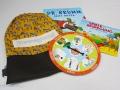 Thema Bewegung Bücherrucksäcke für das Familienzentrum Schwielowsee. JanaKnöpfchen - Nähen für Jungs