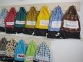 Selbstgenähte Bücherrucksäcke für Kinder. Projekt mit dem Familienzentrum Schwielowsee. JanaKnöpfchen - Nähen für Jungs