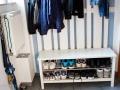 DIY Garderobe für den Flur. JanaKnöpfchen - Nähen für Jungs