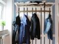 DIY Garderobe für den Flur aus Holz. JanaKnöpfchen - Nähen für Jungs