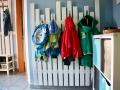 DIY Garderobe für Kinder selber bauen. JanaKnöpfchen - Nähen für Jungs