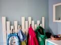 DIY Kindergarderobe für den Flur selbst bauen. JanaKnöpfchen - Nähen für Jungs