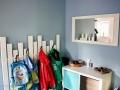 DIY Kindergarderobe für den Flur. JanaKnöpfchen - Nähen für Jungs