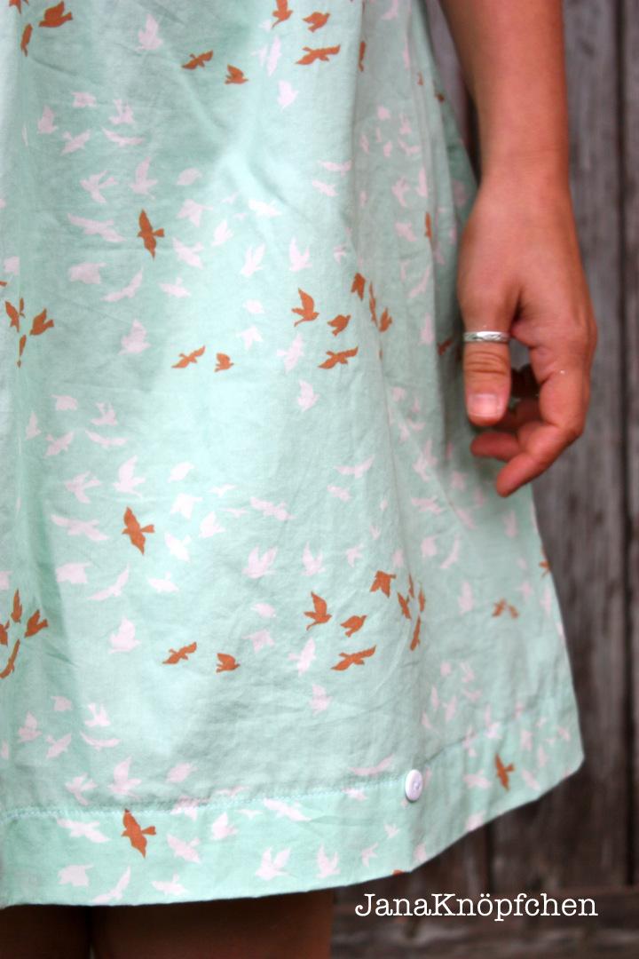 Burda Kleid Detail Knopf.JanaKnoepfchen naehen fuer jungs