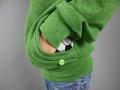 letzknoepf mit tasche naehen. fussballhoodie. janaknoepfchen.nähblog - nähen für jungs