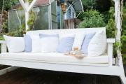 Sitzkissen für Gartenschaukel nähen . JanaKnöpfchen - Nähblog
