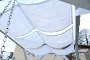 Selbstgenähte Sonnensegel. JanaKnöpfchen - Nähblog