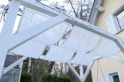Sonnensegel aus Windschutzgewebe nähen.JanaKnöpfchen - Nähblog