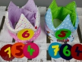geburtstagskronen kinder naehen für den Kindergarten. JanaKnöpfchen - Nähen für Jungs. Nähblog