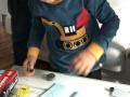 Geburtstagsshirt mit Bagger nähen. JanaKnöpfchen - Nähen für Jungs