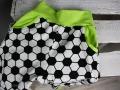 Geschenk zur Geburt eines Junge Thema Fussball. JanaKnöpfchen - Nähen für Jungs