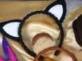 Katzenohrenhaarreifen für die Kita nähen. JanaKnöpfchen - Nähen für Jungs