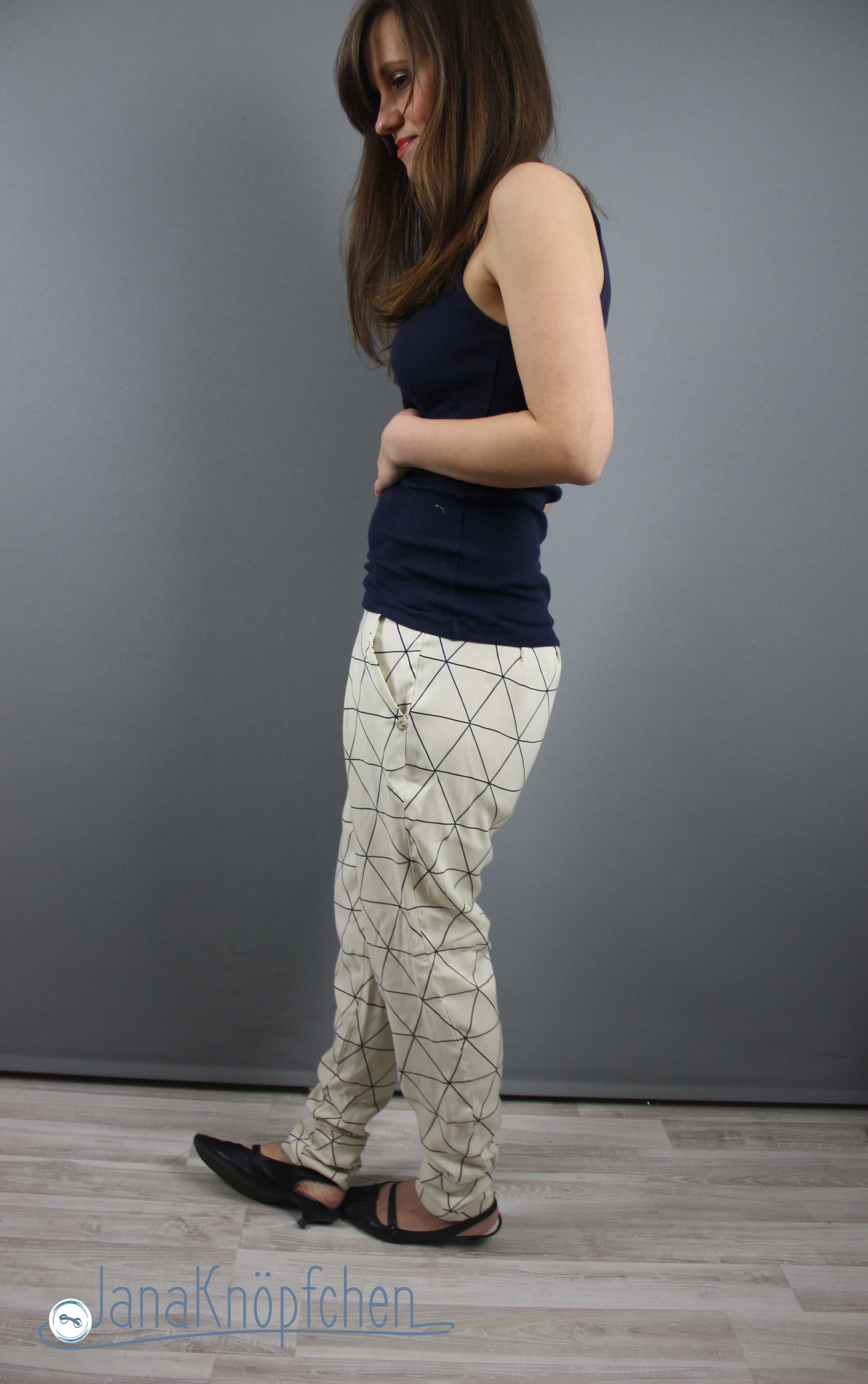 hose jenna naehen. JanaKnöpfchen - Nähen für jungs. Nähblog 12 colors of handmade fashion