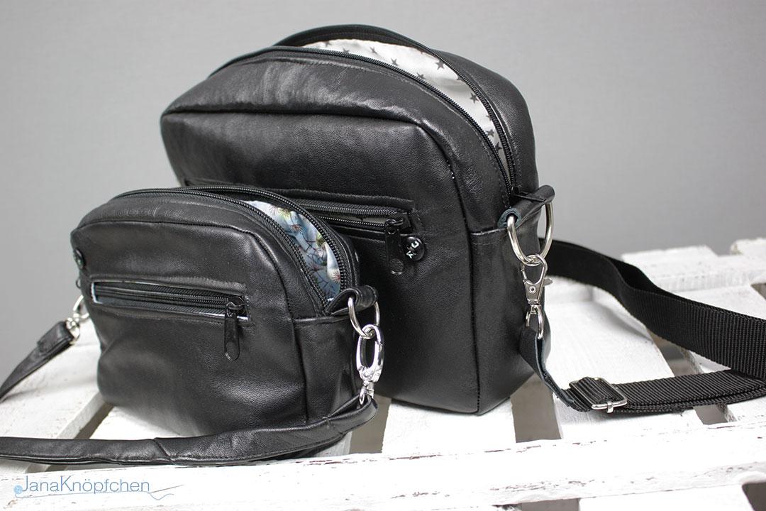 Tasche CamBag in Größe 4 nähen. Jahresrückblick auf die Nähprojekt des Nähblogs JanaKnöpfchen - Nähen für Jungs