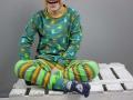 Mucklas Schlafanzug nähen - Jahresrückblick auf die Nähprojekt des Nähblogs JanaKnöpfchen - Nähen für Jungs