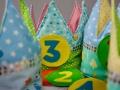 Geburtstagskronen nähen - Jahresrückblick auf die Nähprojekt des Nähblogs JanaKnöpfchen - Nähen für Jungs
