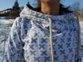 Hoodie Lynn für mich nähen - Jahresrückblick auf die Nähprojekt des Nähblogs JanaKnöpfchen - Nähen für Jungs