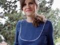 Jeanskleid mit Passe nähen - Jahresrückblick auf die Nähprojekt des Nähblogs JanaKnöpfchen - Nähen für Jungs