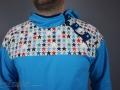 Mannershirt selbstgenäht. Jahresrückblick auf die Nähprojekt des Nähblogs JanaKnöpfchen - Nähen für Jungs