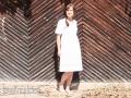 Tunikakleid Burda Style nähen. Jahresrückblick auf die Nähprojekt des Nähblogs JanaKnöpfchen - Nähen für Jungs