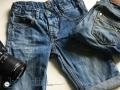 Tutorial jeans kuerzen Jahresrückblick auf die Nähprojekt des Nähblogs JanaKnöpfchen - Nähen für Jungs