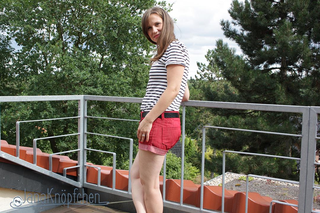 jeans short naehen. JanaKnöpfchen - Nähen für Jungs