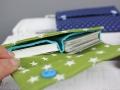 Spielkartetasche Kartentäschle genäht. JanaKnöpfchen - Nähen für Jungs