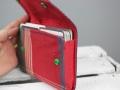Kartentäschle aus Stoffresten genäht. JanaKnöpfchen - Nähen für Jungs