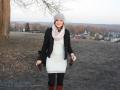 Kleid Wilma von LimeNox genäht. JanaKnöpfchen - Nähblog