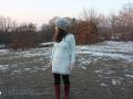 Kurze Winterkleid Wilma nähen. Schnitt Wilma von LimeNox. JanaKnöpfchen - Nähblog