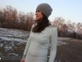 Winterkleid nähen Wilma von LimeNoxe. JanaKnöpfchen - Nähblog