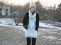 Outfit mit dem Kleid Wilma von LimeNox. JanaKnöpfchen - Nähblog
