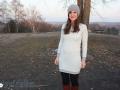 Kleid aus Sweat nähen. Wilma von LimeNox. JanaKnöpfchen - Nähblog