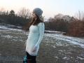 Sweatkleid Wilma von LimeNox nähen. JanaKnöpfchen - Nähblog